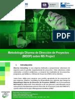 Brochure MDDP Sobre MS Project Pro