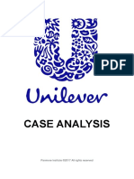 Unilever Case Analysis (2017).pdf