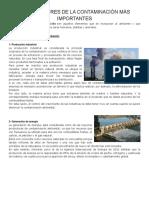 LOS 5 FACTORES DE LA CONTAMINACIÓN MÁS IMPORTANTES.docx