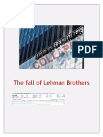 Case Study Fall of Lehman Brothers