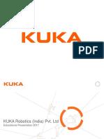 Presentation on KUKA ROBOT (INDIA).pdf