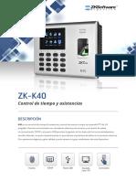 Manual k40