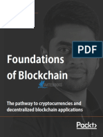 [smtebooks.com] Foundations of Blockchain 1st Edition.Pdf