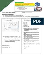 Talleres de Aplicación de Funciones Lineales y Afines (Periodo I)