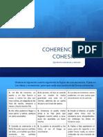 Coherencia y cohesión séptimo
