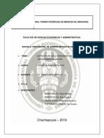 ESTRUCTURA DE LA ORGANIZACION DEPARTAMENTALIZACION.docx