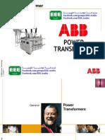 ABB Power Transformer.pdf