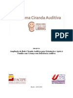 Ciranda Auditiva - Libras para ouvintes