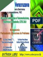 Cctec2010, Cctec 2010 Fiec Uv