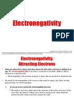 5 - Electronegativity