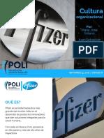 Cultura Organizacional Pfizer.
