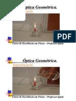 Física - Óptica - Espelhos Esféricos III
