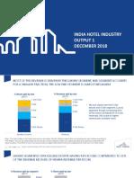 Hospitality Industry India