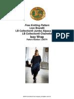 Issy Wrap (Knit)