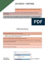 REFLUJO VESICO – URETERAL.pptx