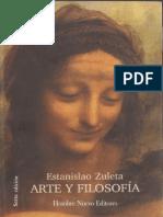 Arte y filosofía Estanislao Zuleta.pdf