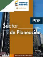 18 Sector de Planeación