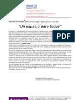 Enfasis Educativo Zona 32 - 2011