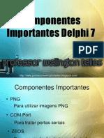Componentes Importantes para Delphi