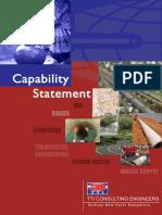 TTI-CapabilityStatment