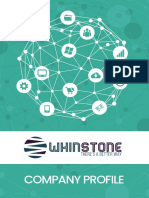 Whinstone - Company Profile