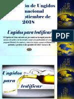 UNGIDOS PARA TESTIFICAR.pptx