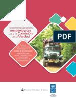 Recomendaciones Metodologicas CEV 20180612