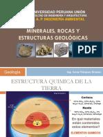 Mineralogia, Ciclo de Las Rocas y Clasificacion