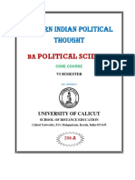 Layout VI Sem Modern Indian Political Thought On18Feb2016