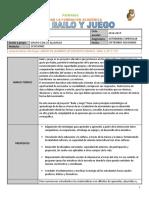 Secuencia Didactica CLUB BAILO