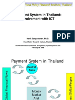 Payment System in Thailand