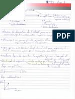 Notes personnelles cours négociation