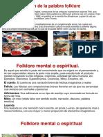 Exposicion Folklore Maria