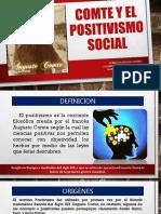 Antonio Comte y El Positivismo