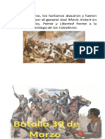 Batalla 30