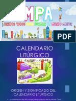 Calendario Litugico