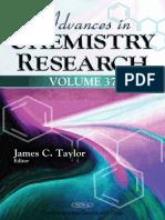 Advances in Chemistry Research  - Volume 37.pdf