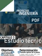 Proyectos en Ingeniería