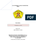 RANCANGAN PEMBELAJARAN SEMESTER D3 Kebidanan smt 1  baru 2017-2018.docx