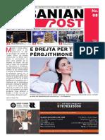 Albanian Post - PRILL