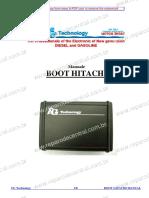 Fgtech Boot Hitachi User Manual