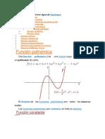 Tipos de Funciones .2