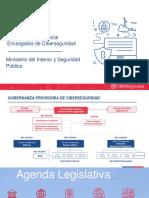 Instructivo de Ciberseguridad 2018
