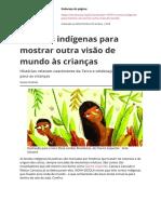 3 Contos Indigenas Para Mostrar Outra Visao de Mundo as Criancaspdf