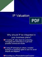 IP Valuation