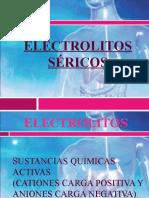 Electrolitos Séricos completo