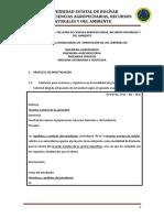 REGLAMENTO de TITULACIÓN 2015 Para Comisión Académica Correccion