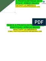 Hospital Bom Coração Temos a Pronta Entrega WHATSAPP 9198830936