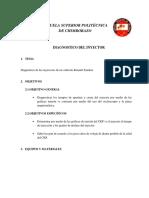 DIAGNOSTICO DEL INYECTOR.docx
