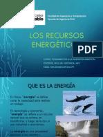 Los Recursos Energéticos